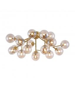 Ceiling Lamp Maytoni MOD545PL-20G