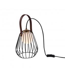 Galda lampa Maytoni Modern melnā krāsā