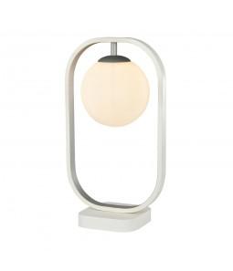 Galda lampa Maytoni Modern baltā krāsā