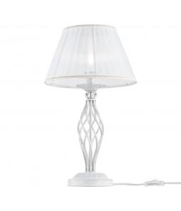 Galda lampa Maytoni Elegant baltā krāsā