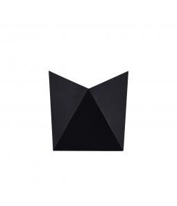 Āra gaismeklis Maytoni Outdoor melnā krāsā ar iestrādātām LED diodēm