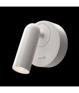 Sienas lampa Maytoni Ceiling & Wall baltā krāsā ar LED diodēm