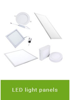 LED light panels