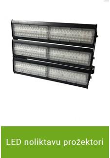 LED noliktavu prožektori