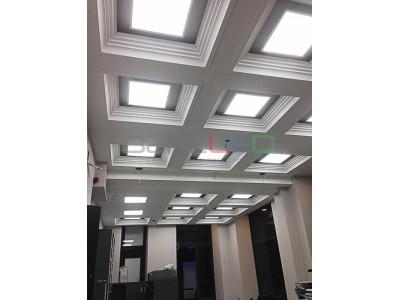 LED gaismeklis 60x60, veikals vecrīgā