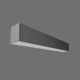 LED avārijas piekaramie lineārie gaismekļi 4000K Liman