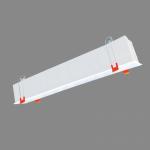LED avārijas lineārais gaismeklis iebūvējams Esna