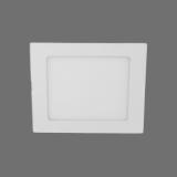 Kvadrātveida LED paneļi iebūvējamie 3000K Aira Pro