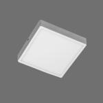 LED virsapmetuma paneļi kvadrāts 4000K Modena