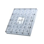 LED industriālie prožektori ar sensoru Brentsens