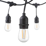 Outdoor chains for  bulb plugs E27