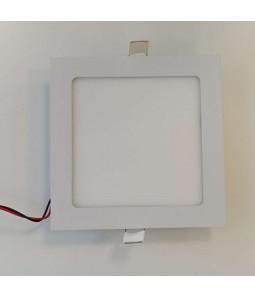 12W LED panelis kvadrātveida iebūvējams 3000K AIRA