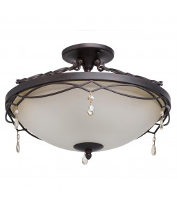 Ceiling lamp Country CHIARO 382010703