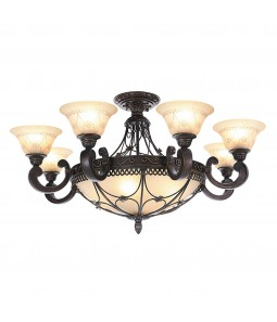 Ceiling lamp Country CHIARO 382012812