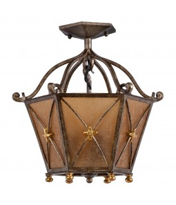 Ceiling lamp Country CHIARO 382012503