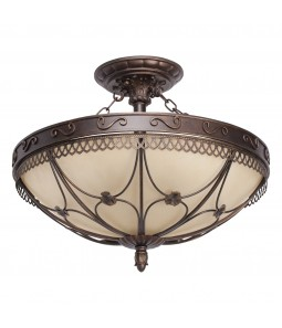 Ceiling lamp Country CHIARO 382018205