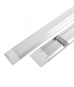 LED lineārais gaismeklis 40W 120cm IP20 3320lm 6000K