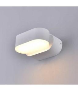 LED Sienas lampa 6W IP54 535lm balts 3000K