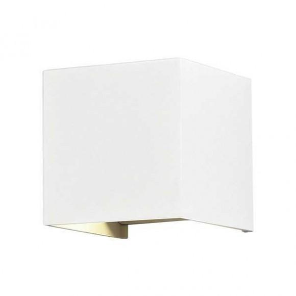 LED Sienas lampa 12W IP54 646lm balts 3000K