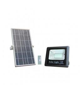 Saules baterijas LED prožektors 12W 800lm 6000K