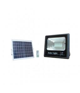 Saules baterijas LED prožektors 16W 1300lm 6000K