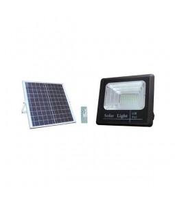 Saules baterijas LED prožektors 20W 1800lm 6000K
