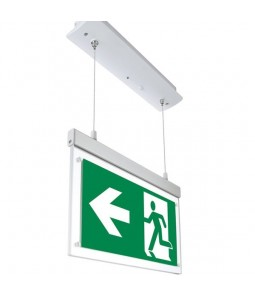 LED piekaramā avārijas EXIT lampa 3h