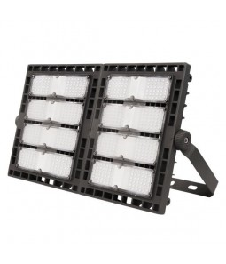 LED stadionu prožektors 480W 90° 5700K IP65