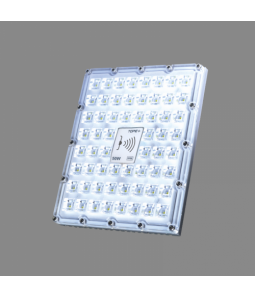 50W LED prožektors ar mikroviļņa sensoru BRENTSENS