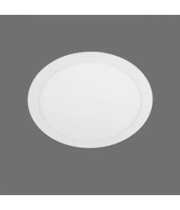 6W LED panelis apaļš iebūvējams 3000K AIRA