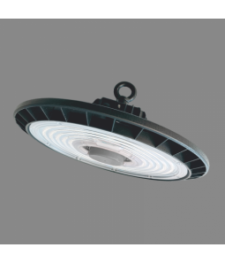 150W LED industriālais gaismeklis High Bay UFO 0-10V Dim