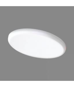 6W LED panelis apaļš iebūvējams 4000K ROSA