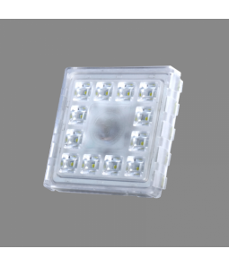 10W LED prožektors BRENT 6500K