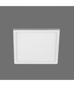 8W LED panelis kvadrātveida iebūvējams SPLIT 4000K