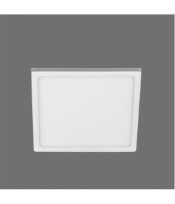 22W LED panelis kvadrātveida iebūvējams SPLIT 4000K