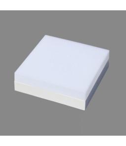 6W LED panelis kvadrātveida surface 3000K TORA