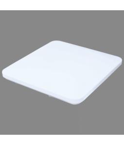 2x36W LED griestu lampa kvadrātveida ar pulti SOPOT