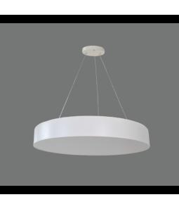 40W LED lampa baltā krāsā MORA 0-10V Dimmējama