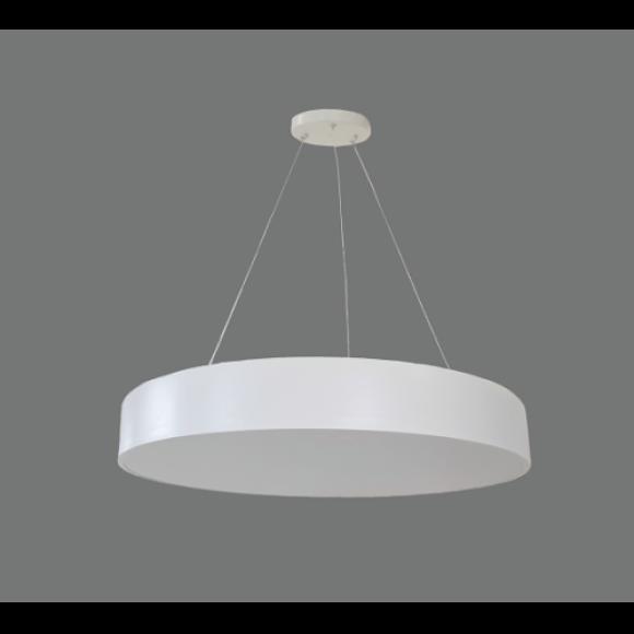 60W LED lampa baltā krāsā MORA Avārijas