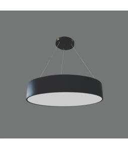 70W LED lampa melnā krāsā MORA