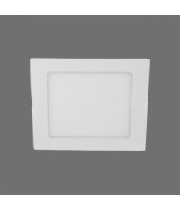6W LED panelis kvadrātveida iebūvējams 3000K AIRA