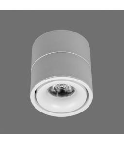 10W LED virsapmetuma lampa baltā krāsā 4000K OSLO