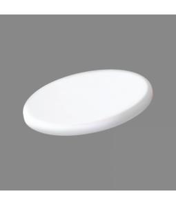 8W LED panelis apaļš iebūvējams 3000K RONDA