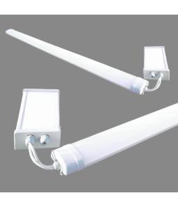 36W LED lineārs mitruizturīgs IP65 4000K LAGOS Avārijas