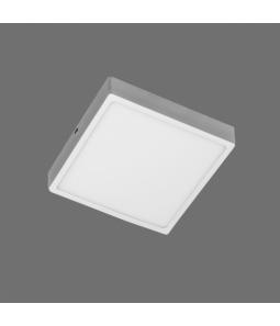 8W LED panelis kvadrātveida surface 4000K MODENA