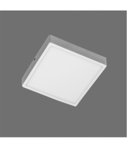 16W LED panelis kvadrātveida surface 4000K MODENA