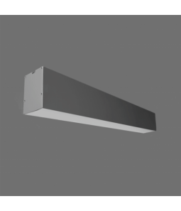 20W LED lineārs iekarināms pelēks LIMAN CCT Avārijas