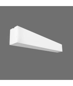40W LED lineārs iekarināms balts LIMAN Avārijas