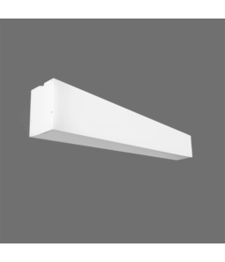 54W LED lineārs iekarināms balts LIMAN Avārijas